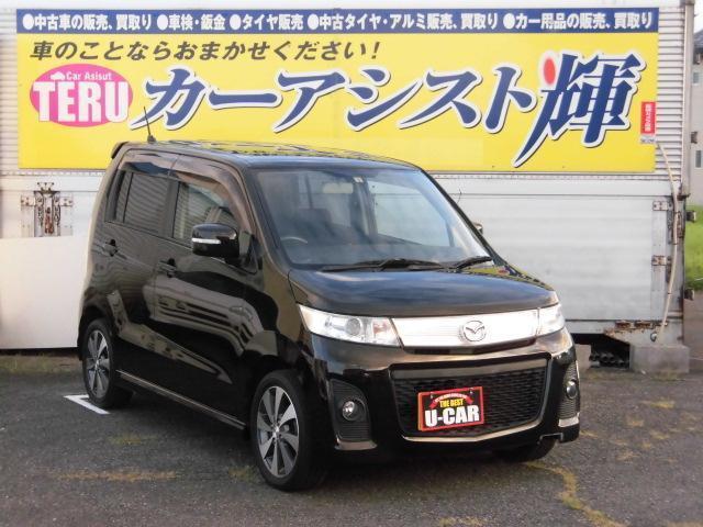 マツダ XT-L 4WD ターボ パドルシフト ETC