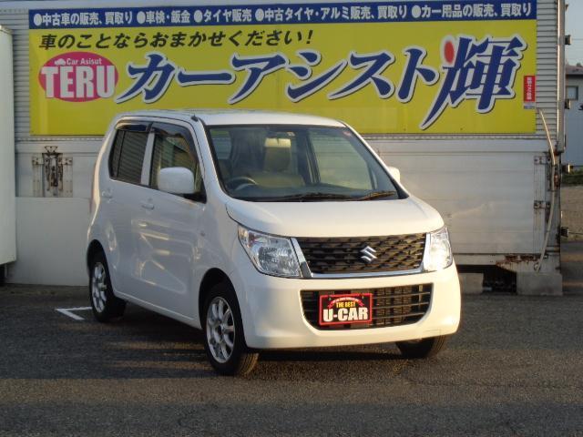 スズキ FX 4WD 純正オーディオ Fシートヒーター エネチャージ