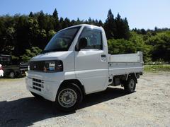 ミニキャブトラックVタイプ 4WDオートマエアコンパワステリアパワーゲート付き