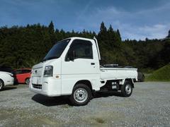 サンバートラックTC−SC 4WD スーパーチャージャー 社外HDDナビTV