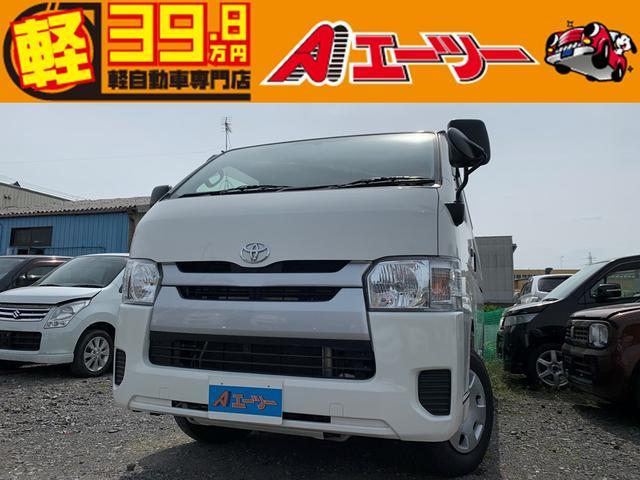 トヨタ ロングDX ナビ TV バックカメラ タイベル交換済み
