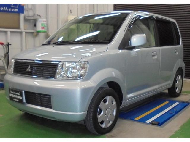 三菱 M・キーレス・ワンオーナー・禁煙車・実走行2020キロ
