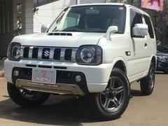 ジムニーランドベンチャー 4WD 5MT ナビ新品 ハーフレザー