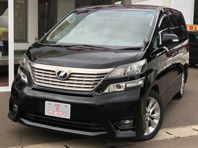 トヨタ 2.4Z プラチナセレクション ナビ 後席モニター 4WD