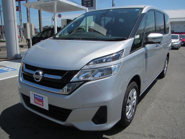 日産 X Vセレクション 4WD セーフティA 新品ナビ付