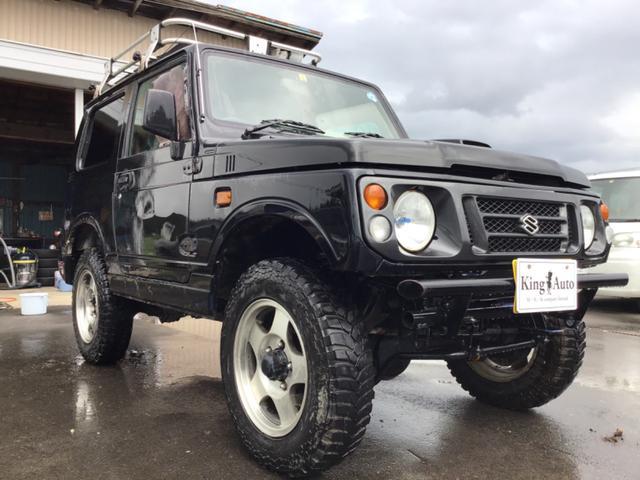 スズキ ワイルドウインド 4WD MT