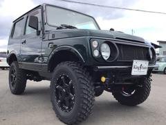 ジムニーランドベンチャー 4WD 5MT  リフトアップ