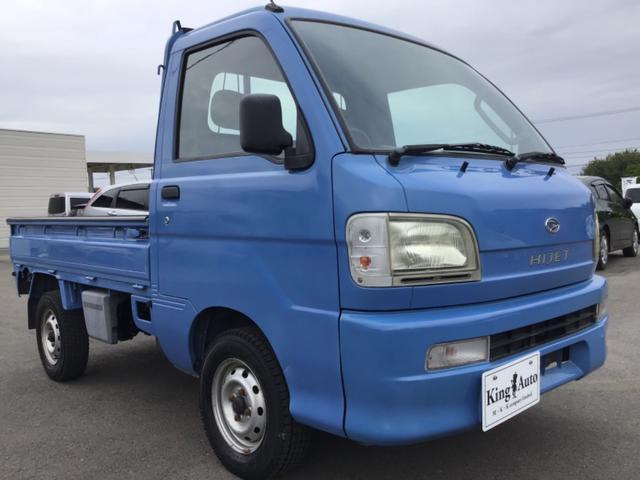 ハイゼットトラック(ダイハツ) スペシャル 4WD 5MT 中古車画像