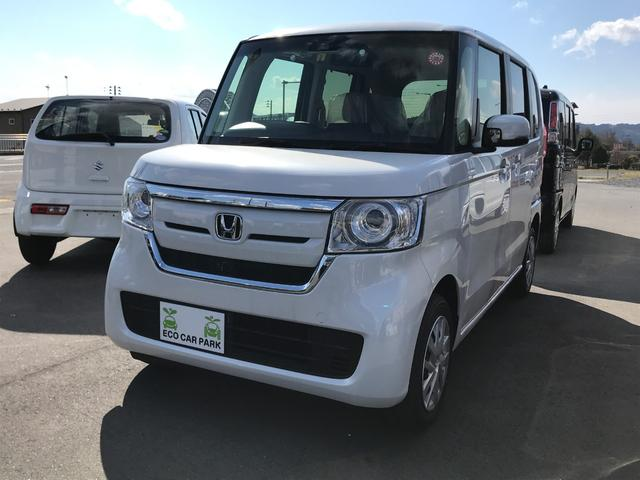ホンダ G・Lホンダセンシング 4WD 衝突軽減ブレーキ 片側Pスラ