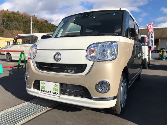 ダイハツ Xメイクアップリミテッド SAIII 衝突軽減 4WD