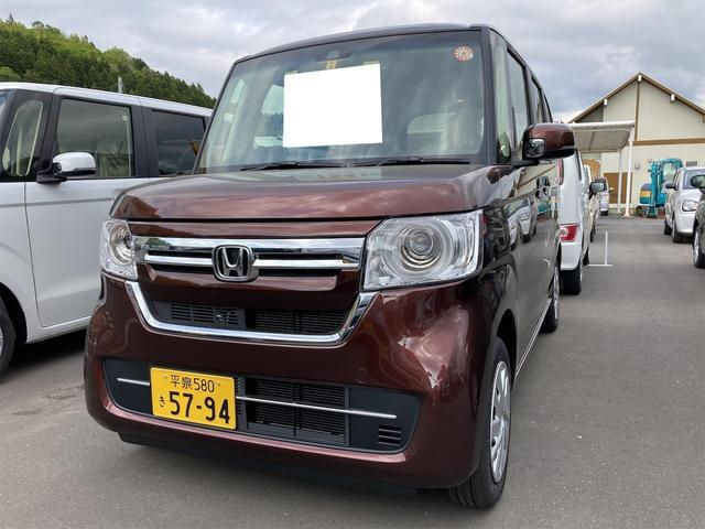 N−BOX(ホンダ) L 4WD LED 衝突被害軽減システム CVT AC 修復歴無 中古車画像