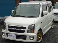 ワゴンRRR−DI 4WD ターボ 車高調 HID 社外アルミW