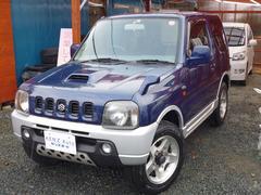 ジムニーワイルドウインドターボ4WD