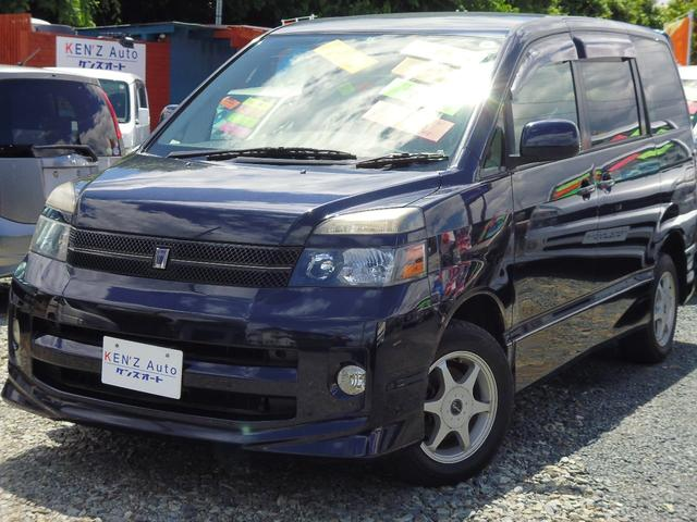 トヨタ Z 4WD フルセグTV ETC 純正エアロ HID