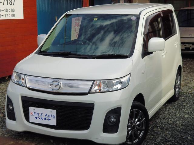 マツダ XS 4WD HID オートAC スマートキー 車検整備付