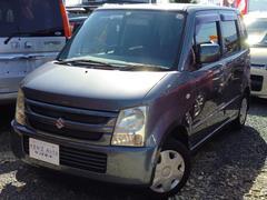 ワゴンRFX 4WD 5速MT 純正オーディオ キーレス 車検整備付