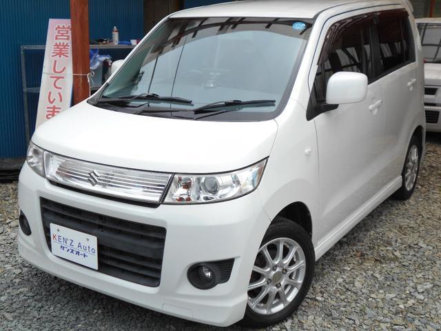 スズキ X4WDプッシュスタートスマートキーAAC HID車検整備付