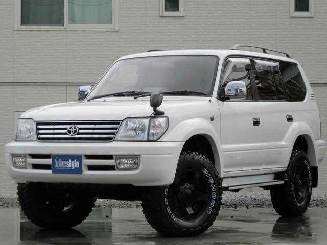 トヨタ TX-LTD新品ROCKSTAR2新品マッドタイヤリフトUP