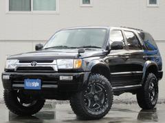 ハイラックスサーフSSR−X4WD背面レスサンルーフ18インチ新品MTタイヤ