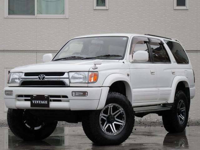 トヨタ SSR-X4WD17インチリフトUPLEDテールUSコーナー