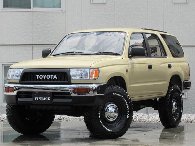 トヨタ SSR-Xナロークラシックコンプ新品タイヤホイルリフトアップ