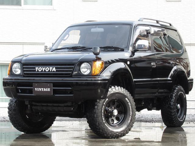 トヨタ TX-LTDクラシックコンプ新品丸目4インチボディリフトUP