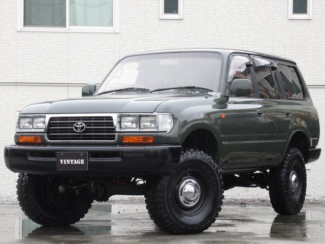トヨタ VX-LTD新品角目4灯ライトナロー3リフトアップ新品タイヤ