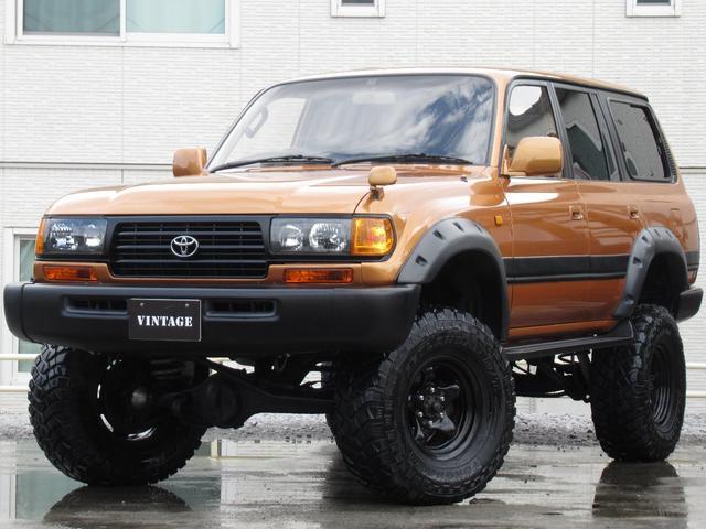「トヨタ」「ランドクルーザー80」「SUV・クロカン」「宮城県」の中古車