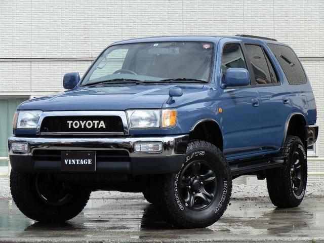 トヨタ SSR-Vクラシックコンプリート4Runner仕様SDナビ付