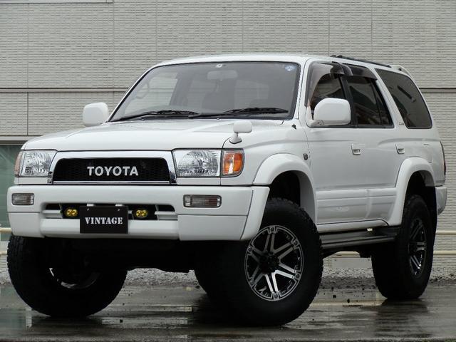 トヨタ SSR-X-LTD2リフトアップ17インチホイール黒革カバー