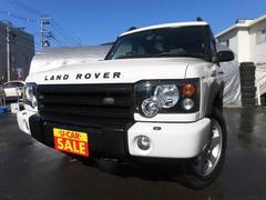ランドローバー ディスカバリーHSE 4WD本革シートサンルーフ1ナンバー登録可