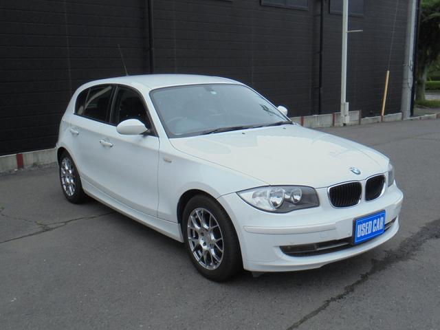 BMW 1シリーズ 116i 1600 6AT (検31.10)