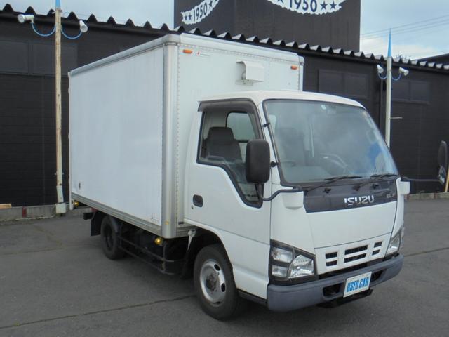 いすゞ エルフトラック  4WD 1,3t ディーゼル 箱