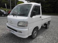 ハイゼットトラックスペシャル 4WD 5速マニュアル 3方開