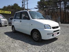プレオF 4WD CVT コラムオートマ