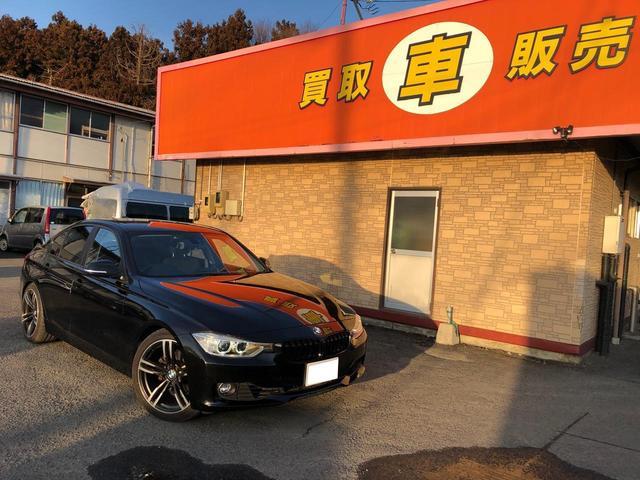 BMW 320i 純正ナビ スマートキー アイドリングストップ バックカメラ