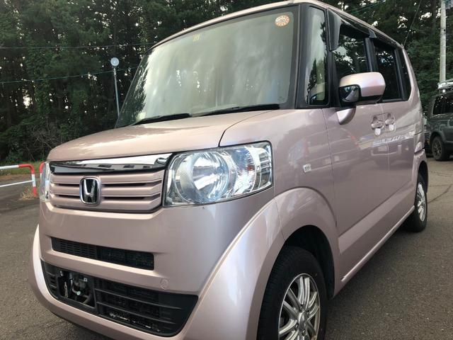 「ホンダ」「N-BOX」「コンパクトカー」「秋田県」の中古車