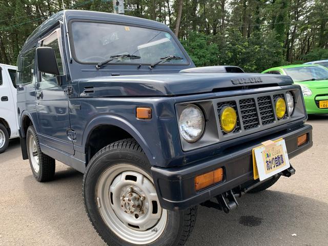 スズキ ターボ 4WD