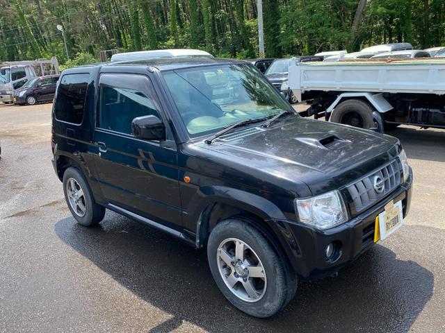日産 RX 4WD