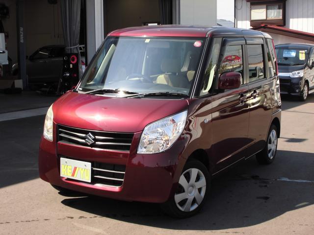 スズキ X 4WD CD ベンチシート シートヒーター スマートキー