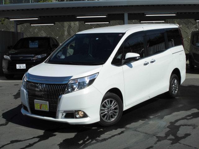 トヨタ Gi 4WD BT付9型ナビ 12型後席モニタ 両側自動ドア