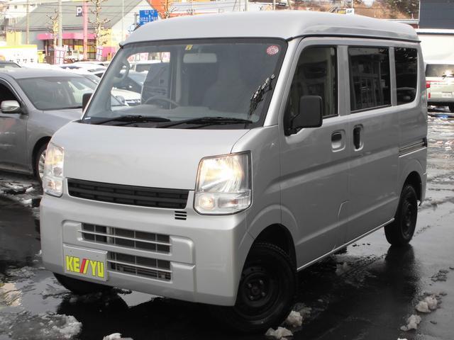 スズキ PAリミテッド 4WD 社外HDDナビ リアフィルム 買取車