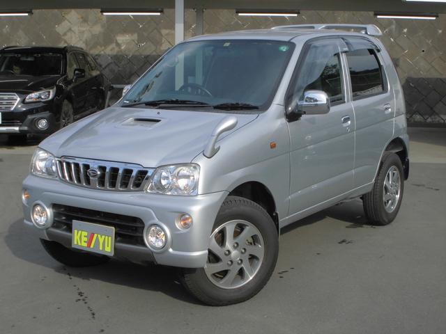 ダイハツ X ターボ 4WD ナビ キーレス CD