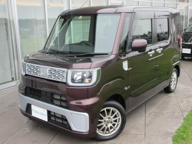 ダイハツ ウェイク L 4WD
