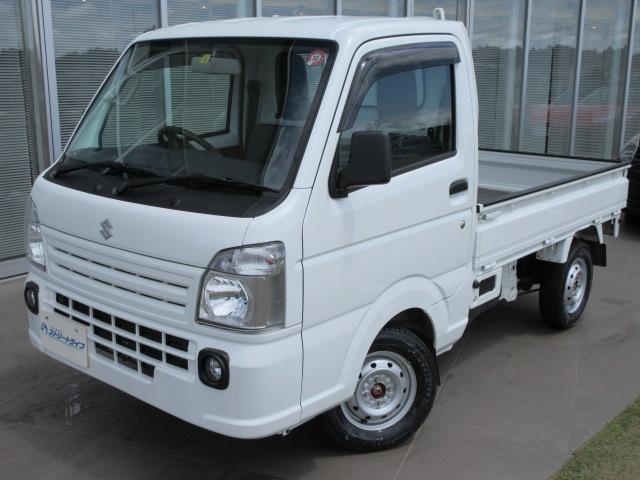 スズキ キャリイトラック KCエアコン・パワステ 4WD/