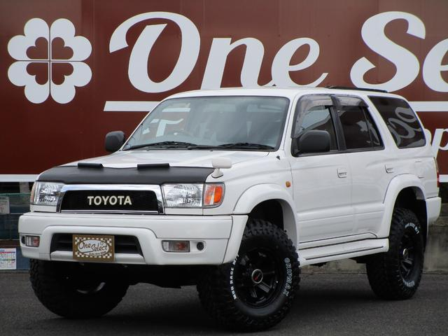 SSR-X 後期型ガソリン背面レス2インチリフトUPコンプリート新品ヴィンテージグリル新品HLUSコーナー新品ボンネットガードリメイクホイールBFMT(1枚目)