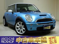 MINIクーパーS スーパーチャージャー キセノン 禁煙 6MT車