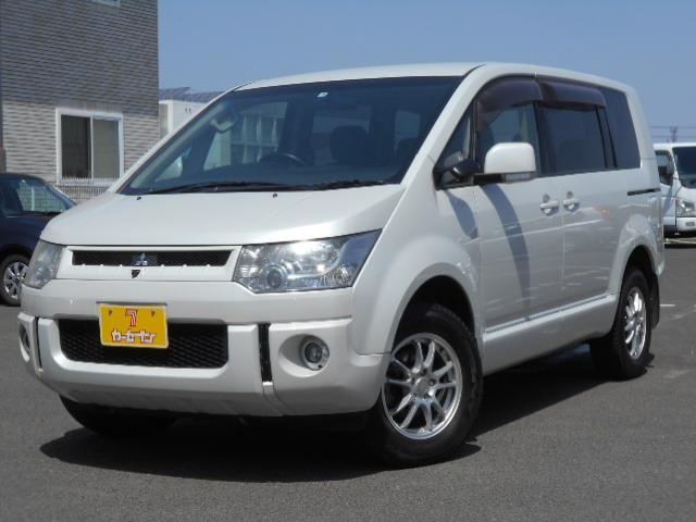 三菱 G プレミアム 4WD