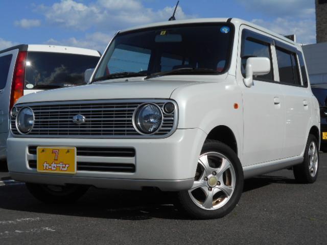 スズキ L 4WD ワンオーナー車 キーレス ETC シートヒーター
