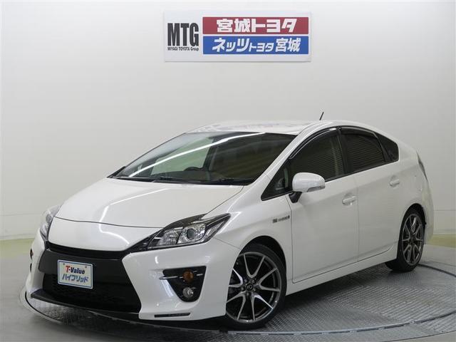トヨタ Sツーリングセレクション・G's HDDナビ フルセグ